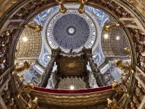 Petersdom Rom - Beleuchtung von Osram