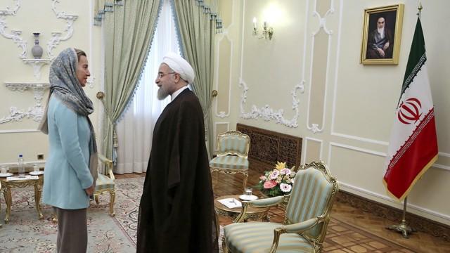 Politik Iran Proteste in Iran