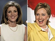 Carolina Kennedy Hillary Clinton New York Senat