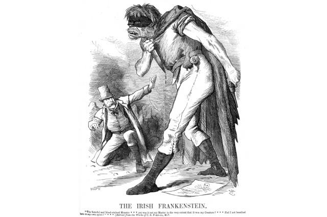 The Irish Frankenstein