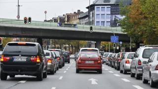 Dachauer Straße in München, 2010