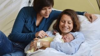 Kinder und Familie in München Geburten