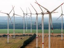Ökostrom-Produktion Windkraft