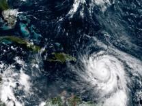 Hurrikane Naturkatastrophen Versicherer Versicherungen Munich Re