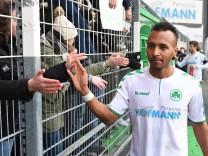 17 12 2017 Fussball Saison 2017 2018 2 Fussball Bundesliga 18 Spieltag SpVgg Greuther F
