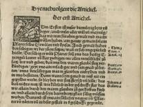 12 Artikel vom Bauernkrieg, 1525, Memmingen