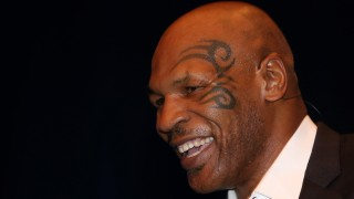Mike Tyson Kicks Off Australia Speaking Tour In Brisbane; Mike Tyson