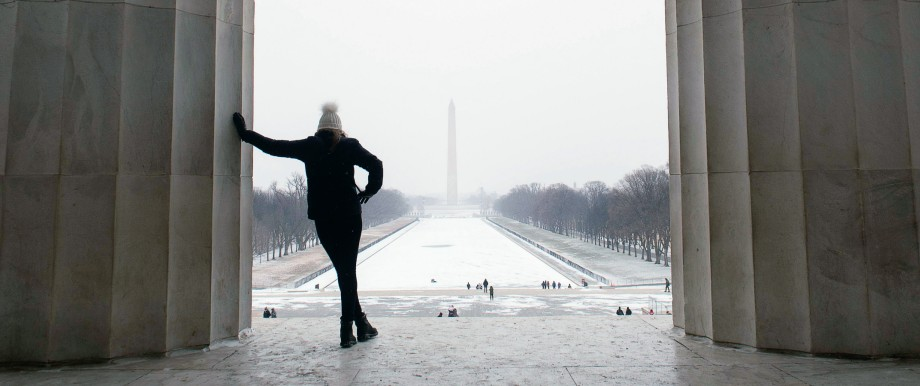 Massive Winter Storm Brings Snow And Heavy Winds