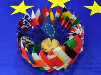 Sondierungen von Union und SPD - Europa