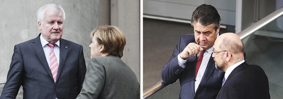 Bundestagswahl Start der Sondierungen