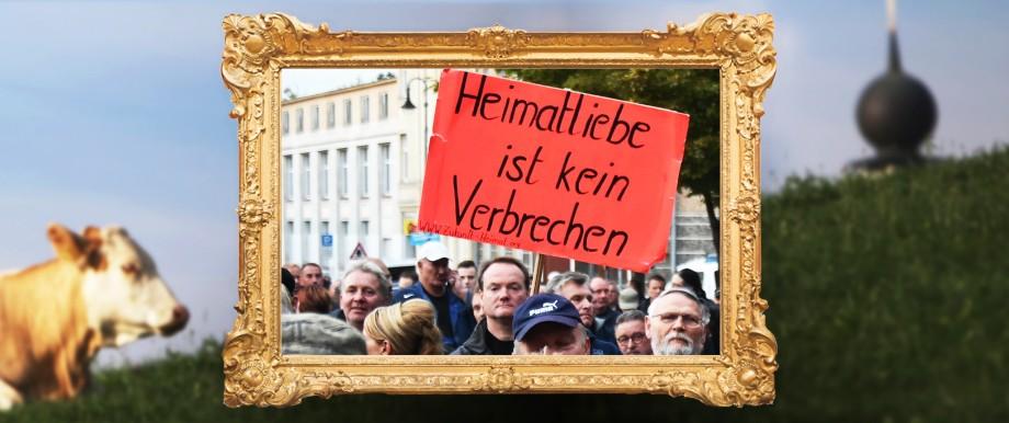 Rechtsextremismus SZ-Serie: Was ist Heimat?