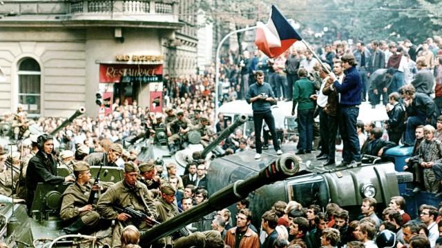 Panzer in Prag 1968