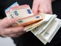 Steuern Steuersenkung Koalitionsverhandlung