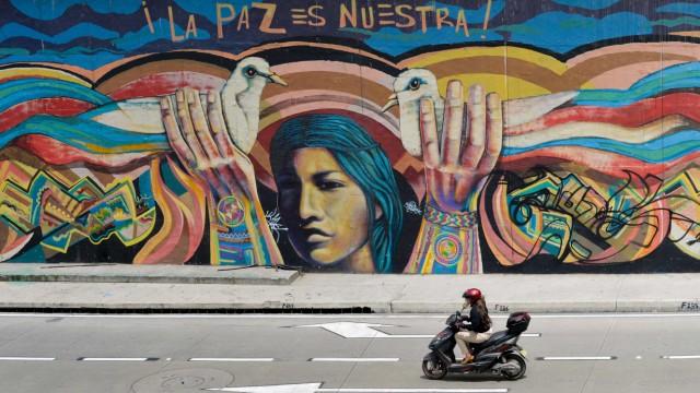 Politik Kolumbien Lateinamerika