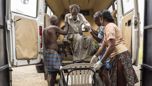 Süddeutsche Zeitung Wissen Altern in Indien