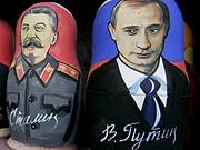 Die russische Staatsanwaltschaft hat das Archiv der Menschenrechtsorganisation Memorial beschlagnahmt. Stalin Putin Russland Reuters