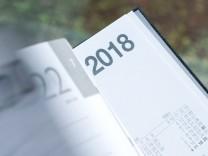 Resturlaub 2017 bis 31. März 2018 aufbrauchen