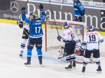 Ice hockey Eishockey DEL Ingolstadt vs RB Muenchen INGOLSTADT GERMANY 07 JAN 18 ICE HOCKEY D