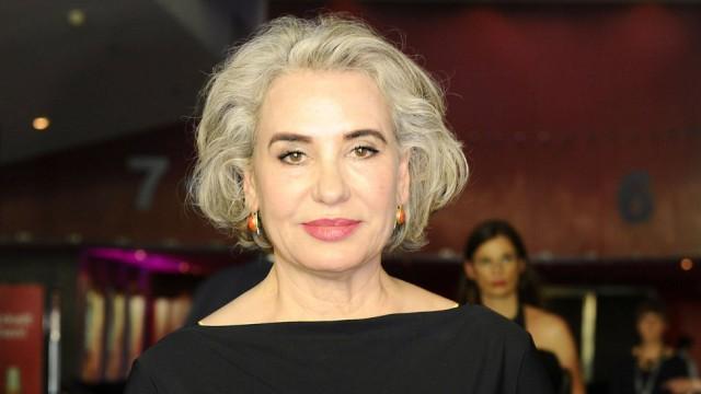 Brigitte Karner bei der Eröffnung vom Filmfest München mit der Kino Premiere von Toni Erdmann am 23