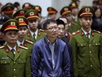 Mutmaßlich aus Berlin entführter Vietnamese vor Gericht