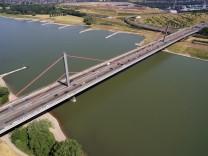 Rheinbrücke Leverkusen muss saniert werden. A1