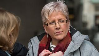 Zurückgetretene BBC-Journalistin Carrie Gracie