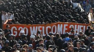 Sicherheitspolitik G-20-Gipfel