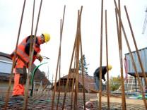Mietpreise und Bauboom