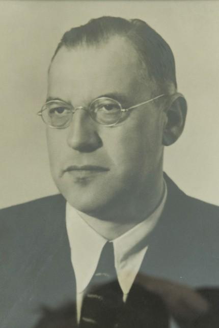 Haar, Isar-Amper-Klinikum, Ehemaliger Leiter, Anton v. Braunmühl, Direktor Heil-und Pflegeanstalt Haar, 1946-1957