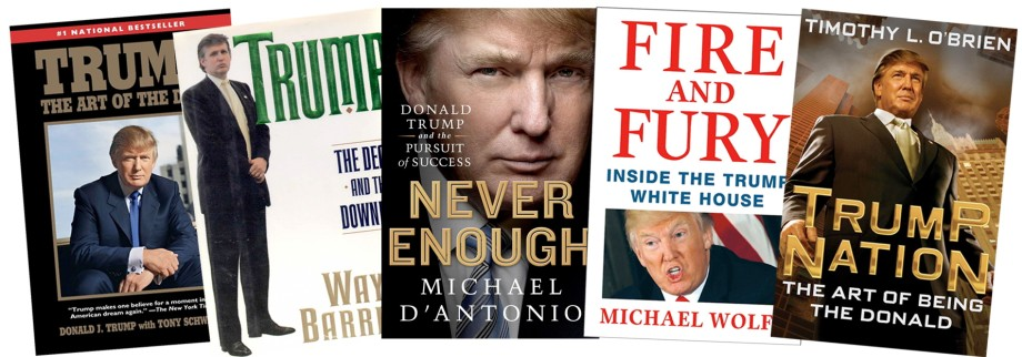 Journalismus Trump-Biografie