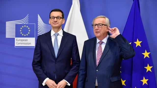 EU Polen und EU
