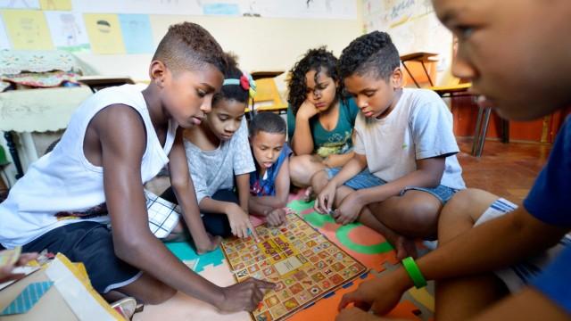 Brasilien_Treffpunkt für Kinder aus Elendsvierteln_Zentrum Portas Abertas