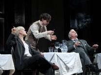 Der Diener zweier Herren   Carlo Goldoni   Burgtheater - Ruhrfestspiele Recklinghausen