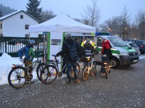 Verkehrskontrolle Gymnasium Kirchseeon