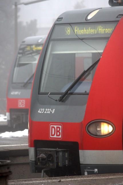 S-Bahn in München, 2008