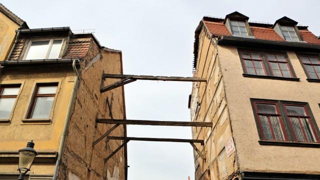 Naumburg kämpft um seine Altstadt