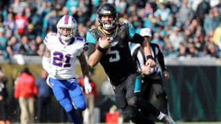 NFL: AFC Wild Card-Buffalo Bills at Jacksonville Jaguars