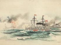Seeschlacht bei Tsushima, 1905