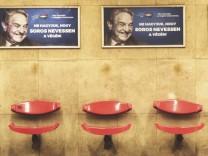 Hungary Soros Billboards