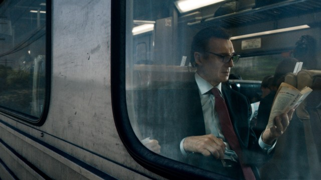 THE COMMUTER; Film The Commuter