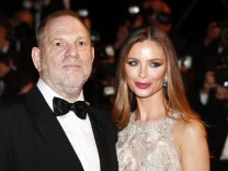 Harvey Weinstein Georgina Chapman Scheidung