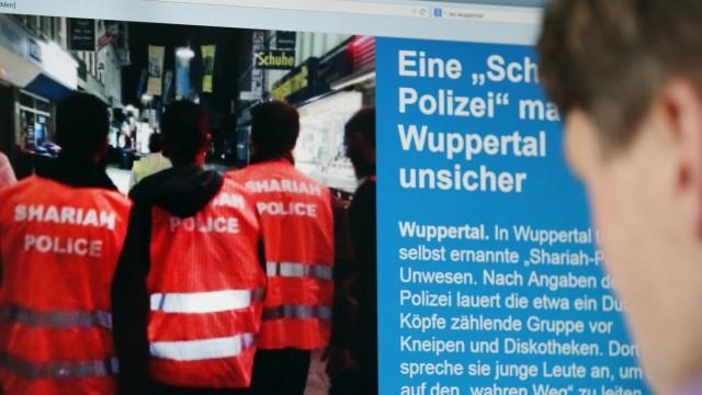 """BGH beschäftigt sich mit Freisprüchen für ´Scharia-Polizei"""""""