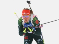 IBU Biathlon World Cup - Women's Individual