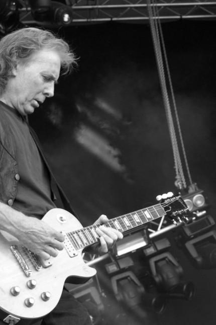 """Motörhead-Gitarrist ´Fast"""" Eddie Clarke gestorben"""