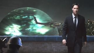 Keanu Reeves, Filmszene Der Tag, an dem die Erde stillstand