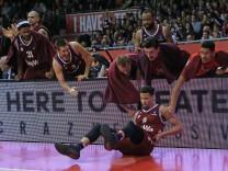 20170110 FC Bayern Basketball vs Lietuvos Rytas Vilnius Audi Dome Muenchen Basketball im Bild J; Basketball