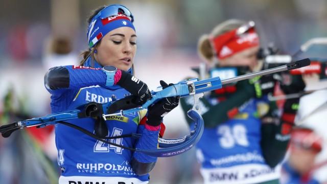Süddeutsche Zeitung Sport Biathlon-Weltcup in Ruhpolding