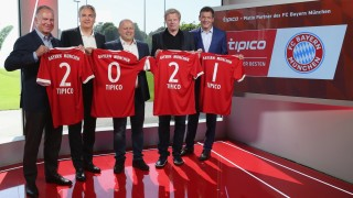 FC Bayern Muenchen And Tipico Extend Partnership; Kahn