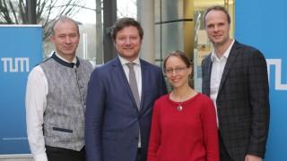 Freising TU München äußert Wunsch bei Neujahrsempfang
