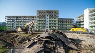 Hadern Wegen Neubauten